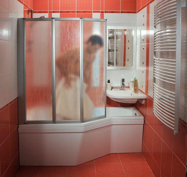 Concepts gain de place salle de bains for Baignoire petite largeur