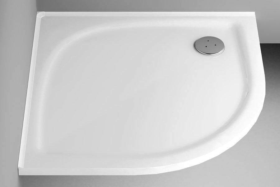 Kit de finition baguettes d 39 tanch it baignoire ou douche for Moisissure noire douche
