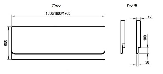 schéma tablier