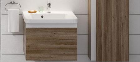 Meuble sous lavabo design 10° collection