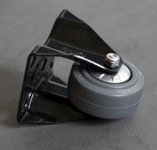 Roulette pour coffre sur mesure